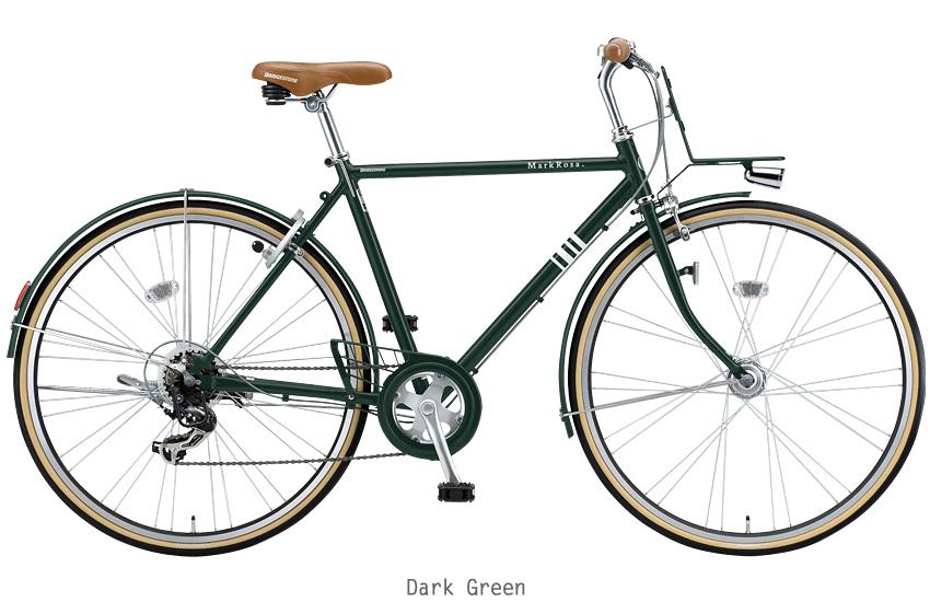 自転車の シティ自転車 おすすめ : おしゃれシティサイクル Mark ...
